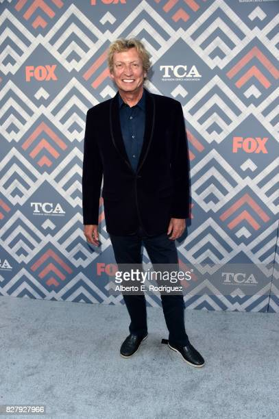 Nigel Lythgoe attends the FOX 2017 Summer TCA Tour after party on August 8 2017 in West Hollywood California
