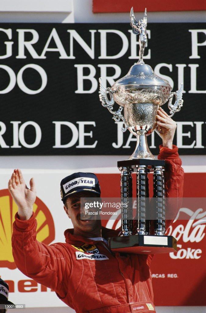 Grand Prix of Brazil : News Photo