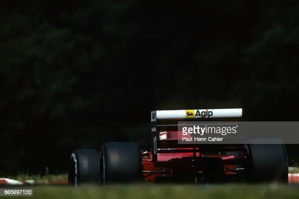 Nigel Mansell Ferrari 640 Grand Prix of Hungary Hungaroring 13 August 1989