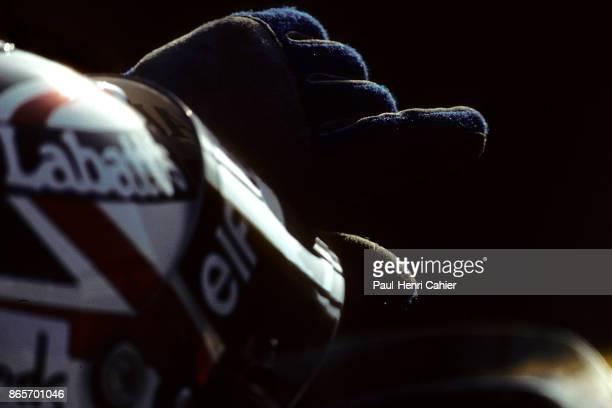 Nigel Mansell Grand Prix of Japan Suzuka Circuit 25 October 1992