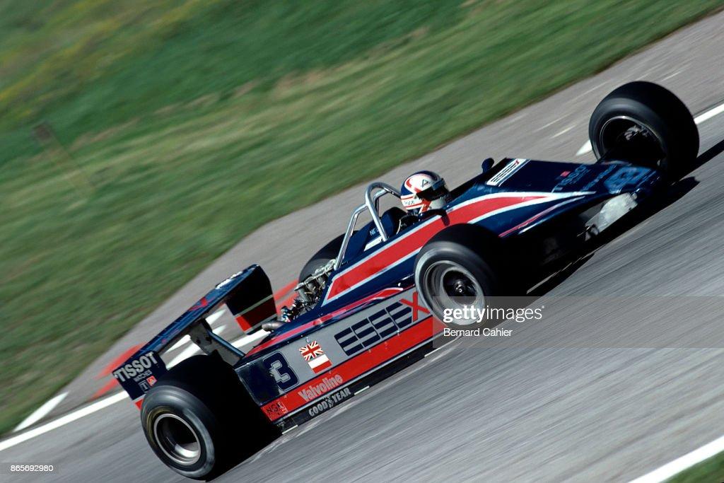 Nigel Mansell, Grand Prix Of Austria : News Photo