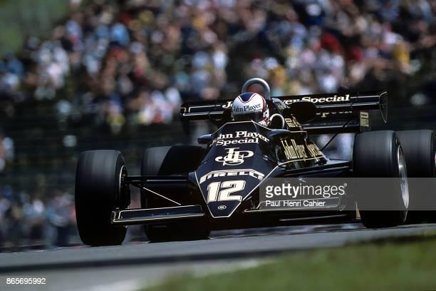 Nigel Mansell LotusFord 92 Grand Prix of Canada Circuit Gilles Villeneuve 12 June 1983