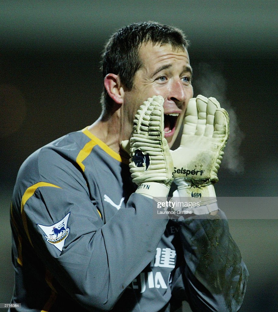 Nigel Martyn of Leeds : News Photo