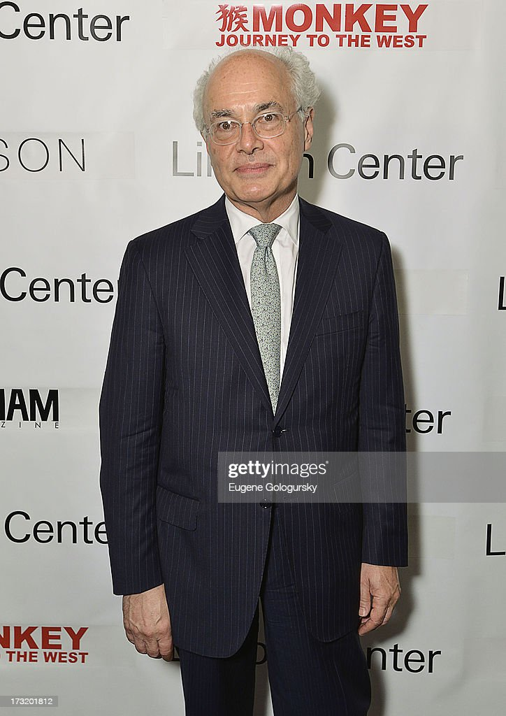 Nigel Redden attends the Lincoln Center Festival And Gotham Magazine Celebration of Monkey: Journey To The West at Hudson on July 9, 2013 in New York City.