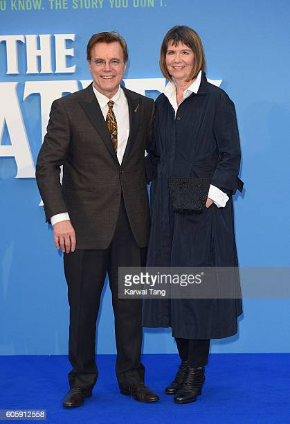 Nigel Sinclair arrives for the World premiere of 'The Beatles Eight Days A Week The Touring Years' at Odeon Leicester Square on September 15 2016 in...