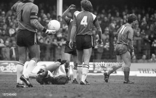 Southampton Fc Football 1985 Photos And Premium High Res