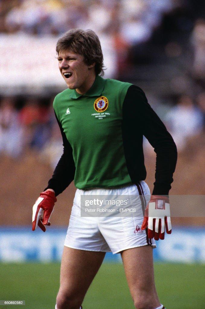 Nigel Spink Aston Villa Goalkeeper News Photo Getty Images