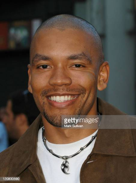 """Nigel Thatch during """"LA Twister"""" Premiere - Arrivals at Grauman's Chinese Theatre in Hollywood, California, United States."""