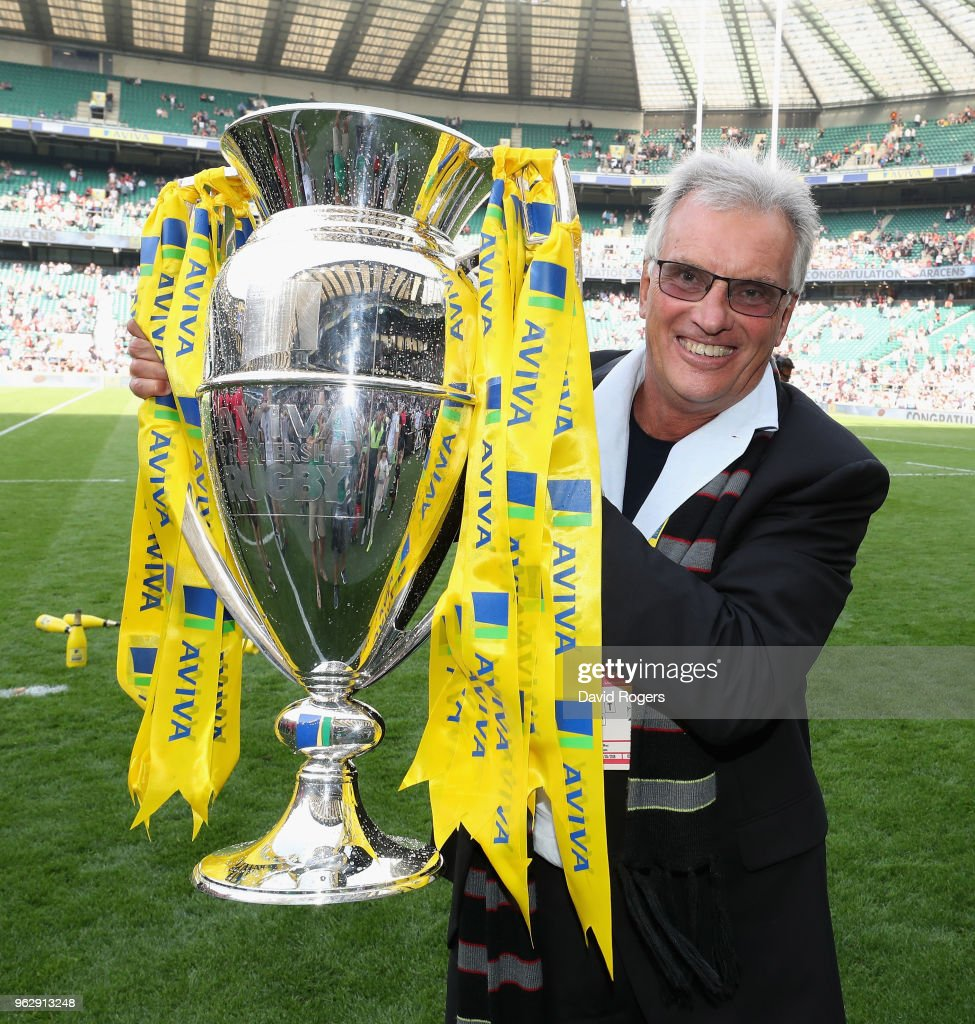 Saracens v Exeter Chiefs - Aviva Premiership Final : News Photo