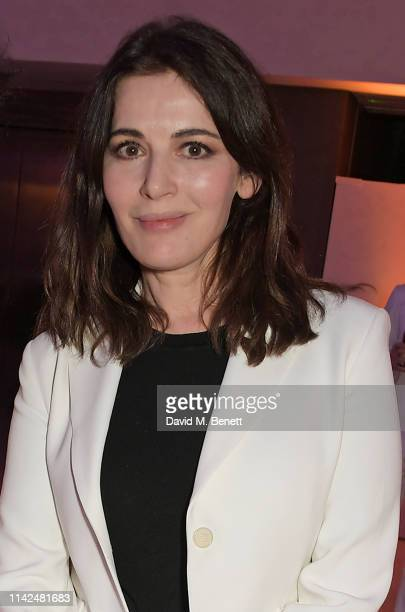 Nigella Lawson attends a private view of Stanley Kubrick The Exhibition at The Design Museum on May 9 2019 in London England