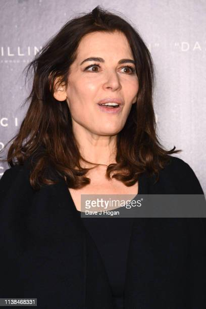 Nigella Lawson attends the Out of Blue preview screening at Picturehouse Central on March 26 2019 in London England