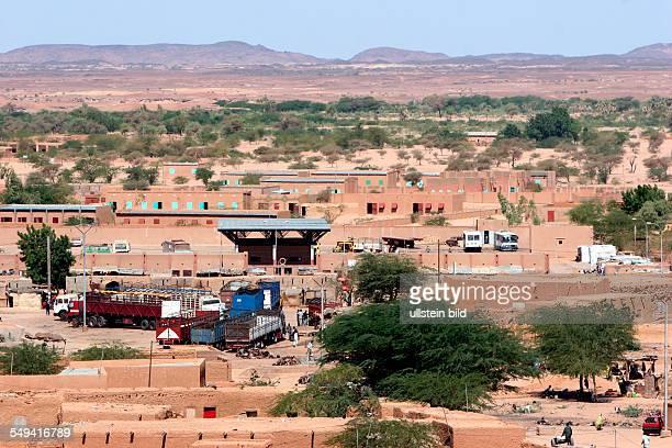 NER Niger Agadez Busbahnhof