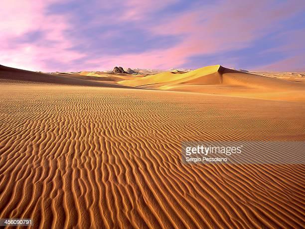 Niger - Temet oasis