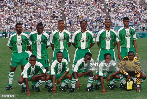 Nigeria beat Argentina, 3-2 during the following match.