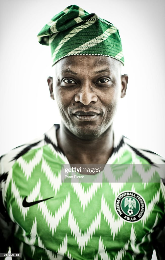 Nigeria Fan Feature - 2018 FIFA World Cup Russia