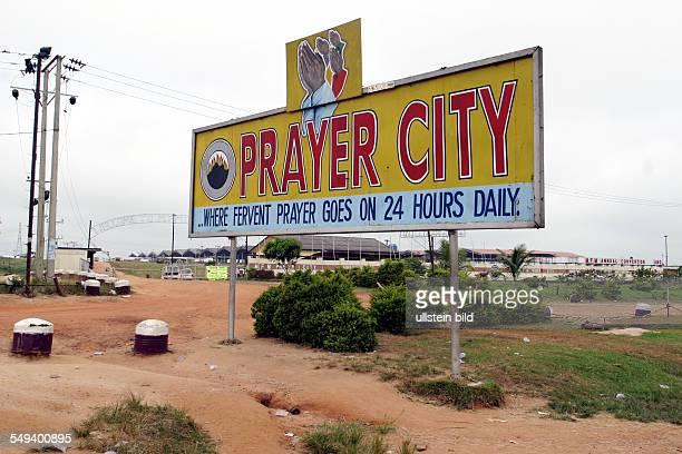 NGA Nigeria Lagos Lagos Ibadan Highway Mountain of Fire Prayer Camp