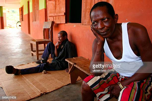 Nigeria Ossiomo Care of Care leprosy sufferers by the German Leprosy and Tuberculosis Relief Association