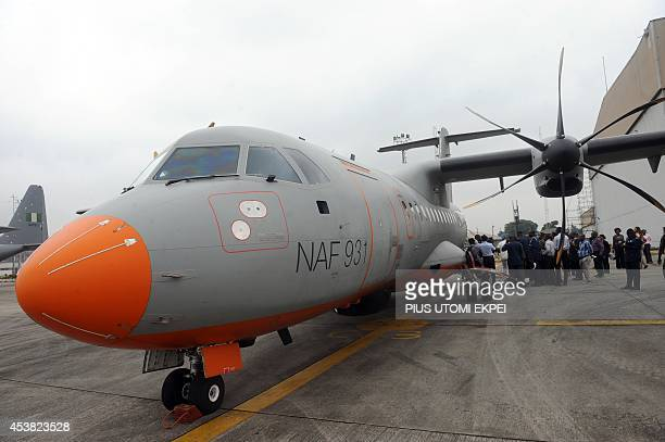 Nigerian Airforce ATR 42500 Maritime Patrol Aircraft acquired to fight maritime crime in collaboration with the Nigerian Maritime Administration and...