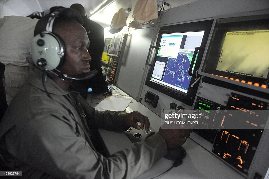 Image result for Nigerian Air Force ATR-42