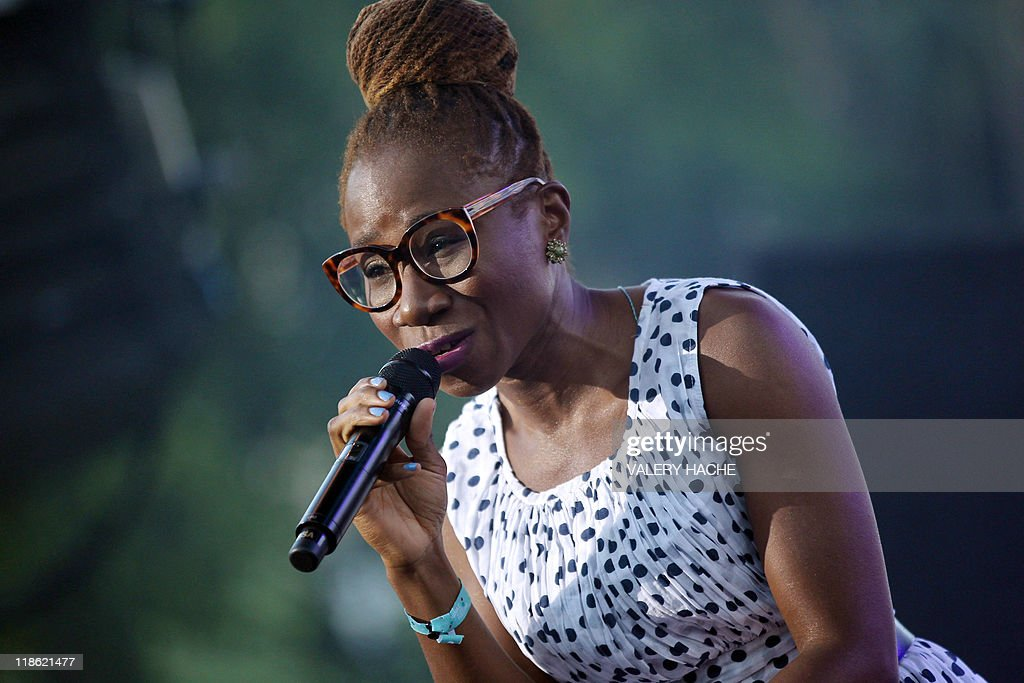 Nigerian born singer