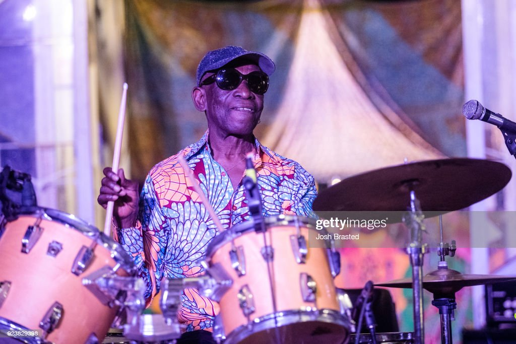Tony Allen And Kumasi In Concert - New Orleans, Louisiana