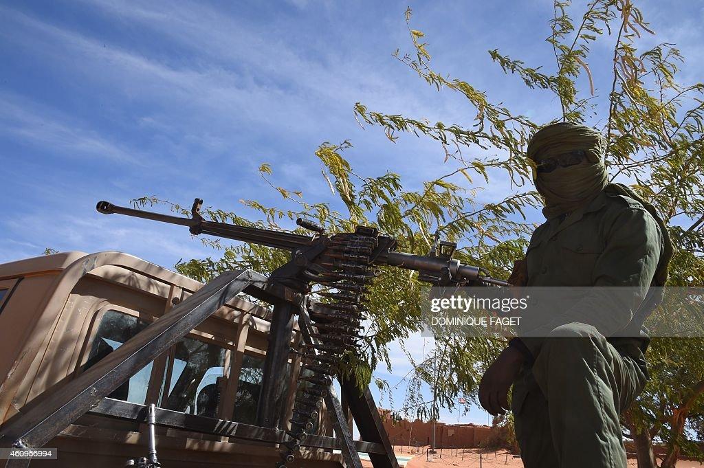 NIGER-MADAMA-LIBYA-BARKHANE : News Photo