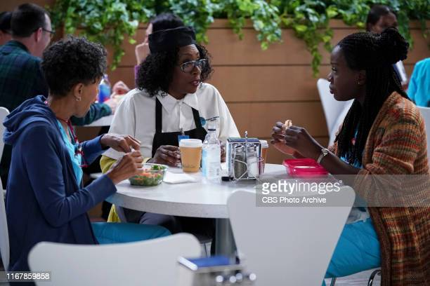 Nigerians Don't Do Useless Things While Bob waits for Abishola to make the next move her Auntie Olu and Uncle Tunde make it hard for her by stalking...