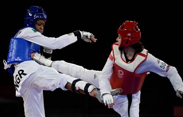 JPN: Taekwondo - Olympics: Day 3