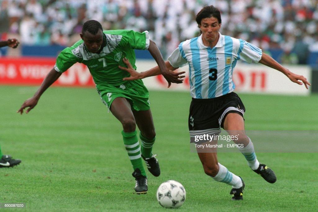 Image result for usa 94 nigeria argentina