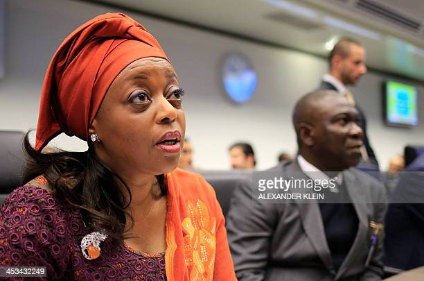 Diezani Alison Madueke Pictures and Photos - Getty Images