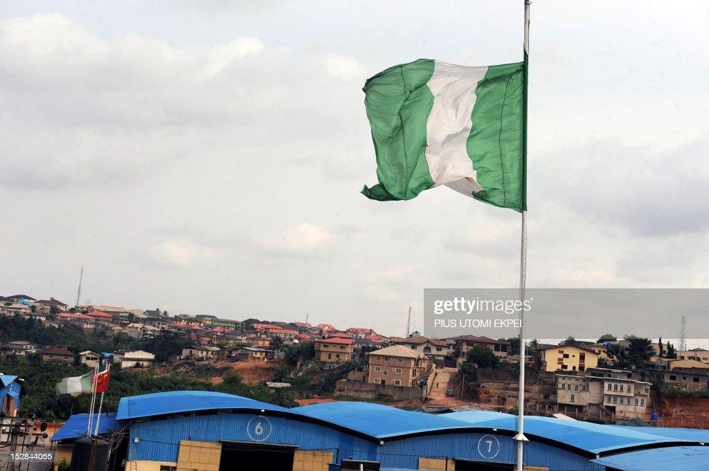 NIGERIA-THEME-SYMBOLS : News Photo