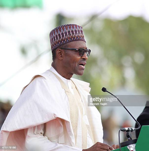 Muhammadu Buhari Stock Photos and Pictures | Getty Images