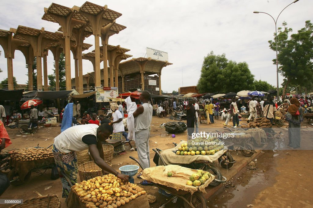 Daily Life Continues In Niger's Capital Niamey : News Photo
