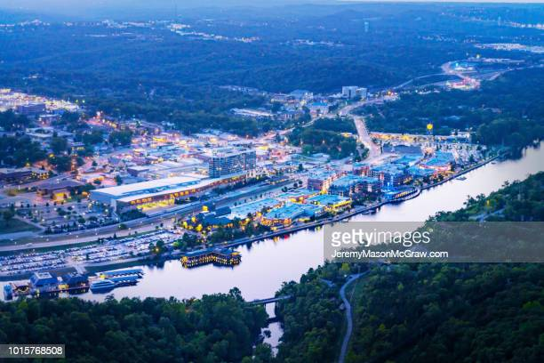 night aerial view of downtown branson, missouri and lake tanycomo - 1011957648,1011945618,1011950492,1011960800,1011954950,1011953954,1015768380,1015768366,1015768370,1015768372,1015768382,1015768398,1015768412,1015768410,1015768414,1015768418,1015768438,1015768448,1015768450,1015768488,1015768474,1015768478,1015768504,1015768508,1016083590,1016083634,1016083592,1016083608,1016083686,1016083708,1016083780,1016083774,1016083796,1016083828,1016083994,1016083992,1016083982,1016083980 stock pictures, royalty-free photos & images