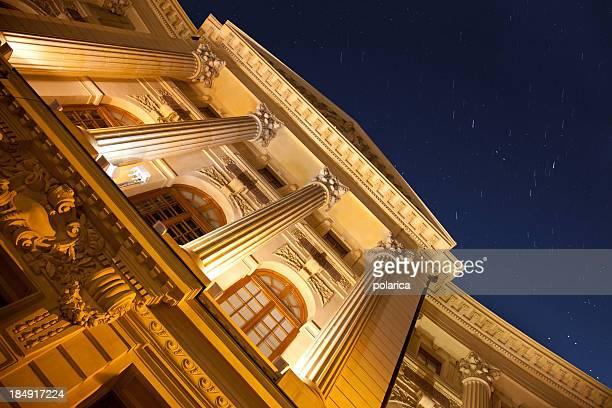 Nacht-Architektur