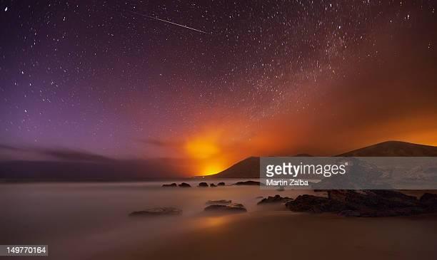 Night at Fuerteventura Beach Tab