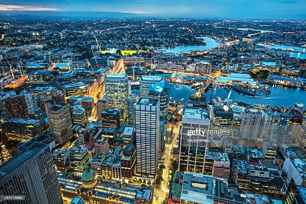 Night at Sydney : Stock Photo