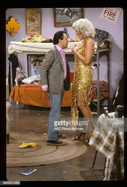 "Night at the Awards"" - Airdate: November 24, 1981. DAVID L. LANDER;LESLIE EASTERBROOK"