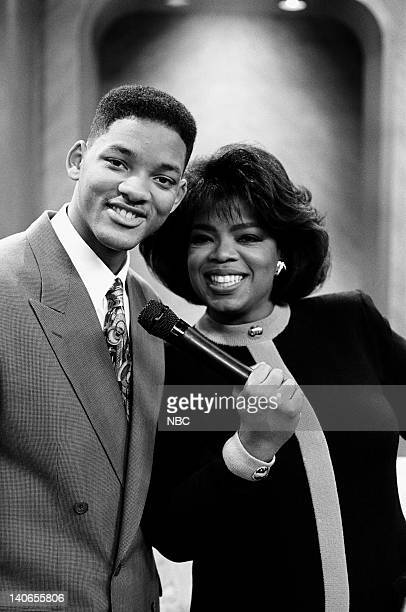 AIR A NIght at the Oprah Episode 9 Pictured Will Smith as William 'Will' Smith Will Smith as William 'Will' Smith  Photo by Chris Haston/NBCU Photo...