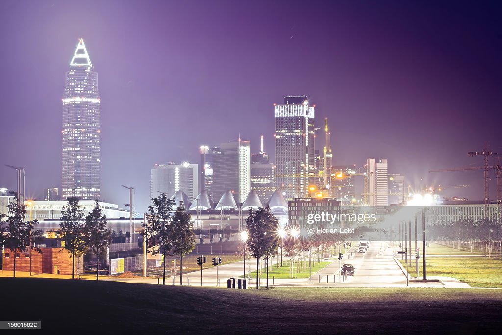 Night Breeze : Stock Photo
