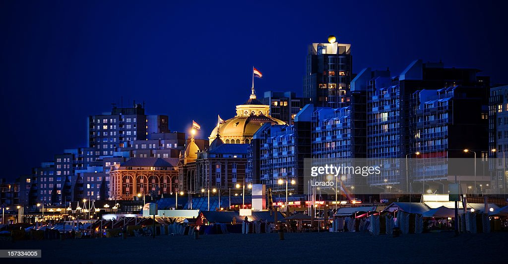 night city : Stock Photo