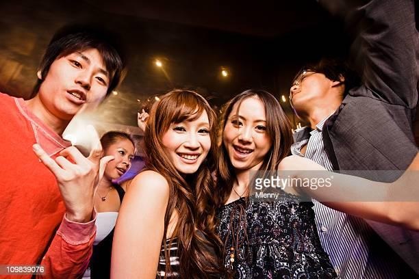 ナイトクラブ、東京ディスコパーティー