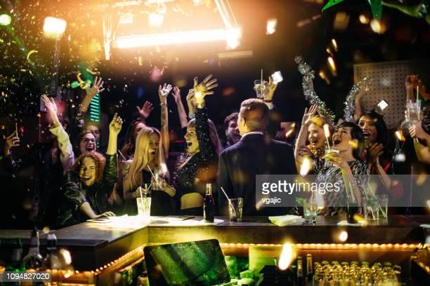 night-club-party - diskothek stock-fotos und bilder