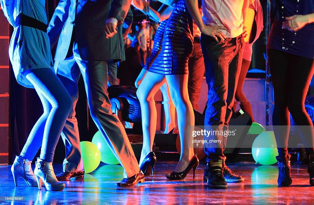 Night club party : Stock Photo