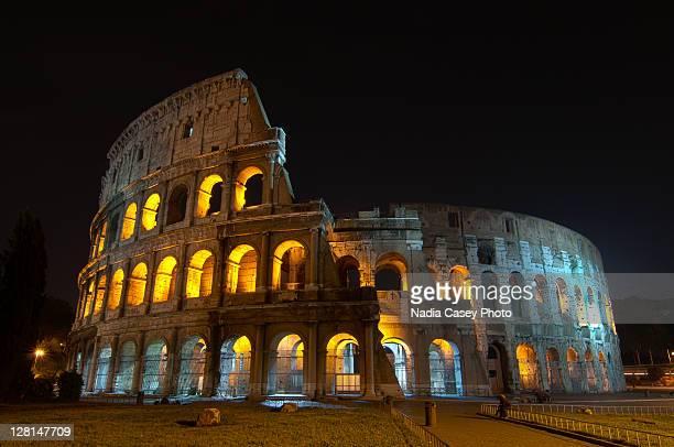 Night colosseum