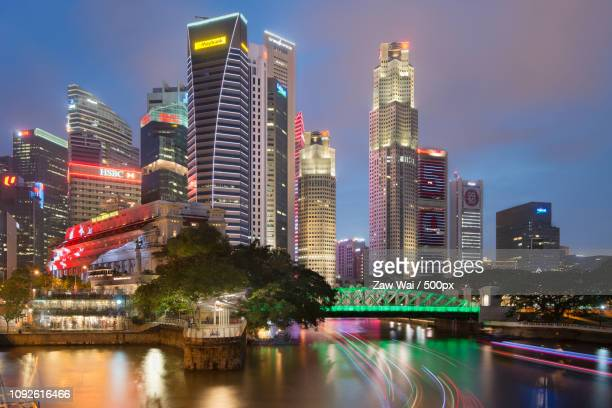 a night for sg50 - for stock pictures, royalty-free photos & images
