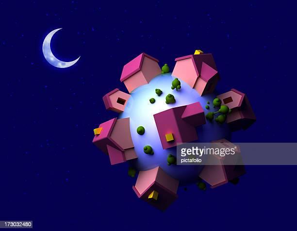 globe de nuit