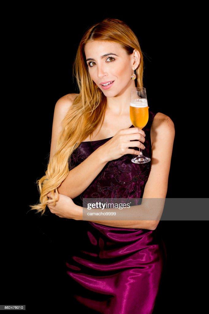 how can i toast a lady