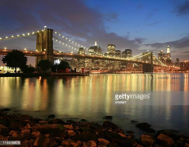 night in Brooklyn
