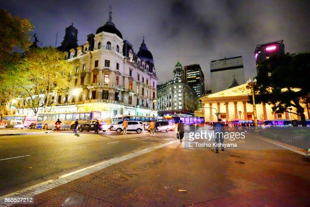 Night in Buenos Aires, Argentina
